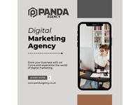Social Media, Web Development, Digital Marketing & Graphic Design
