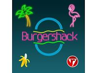 Part-time Chef's Assistant needed for new Burger Restaurant on Brighton seafront