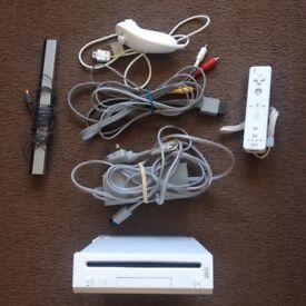 Wii plus accessories