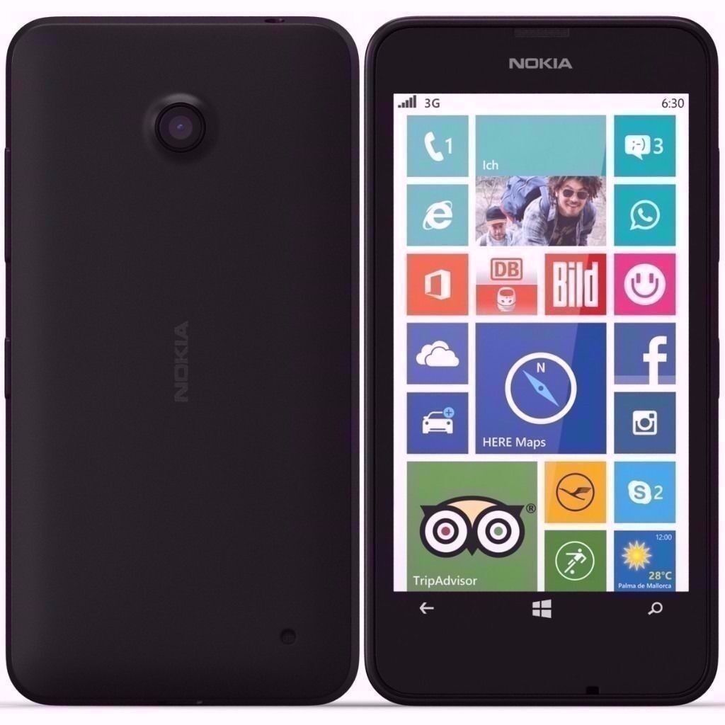 Nokia Lumia 630 Smartphone BOXED (UNLOCKED TO ANY NETWORK)