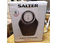 brand new salter academy professional scales