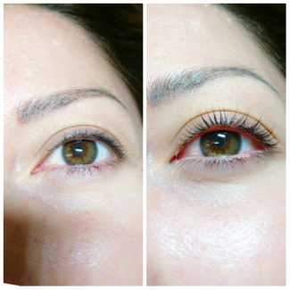Eyelash extensions Canberra -Luscious Glow
