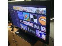 "32"" LED TV - brand new condition USB, freeview HDMI"