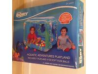 Finding Dory Aquatic Adventures playland