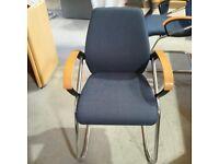 Sedus Executive style boardroom/reception chair