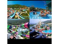 2 weeks All Inclusive Holiday for 4 people in Aqua Fantasy Aquapark Hotel Turkey.