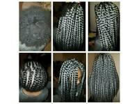 Braids, Weaves, Crochets and Brazilian Extensions in Notiingham