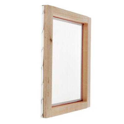 Wood  Silk  Screen  Printing  Frames  55t  8x12inch  For  Print
