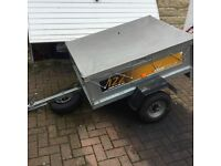 Car Trailer - Erde 122 Priced for quick sale.