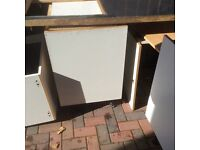 Kitchen cabinet carcases and worktop FREE FREE FREE