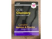 GCSE chemistry complete revision and practice
