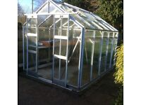 Elite greenhouse, top spec. with extra accessories