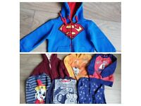 Large bundle of boys clothes aged 2-3, 65+ items