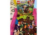 Lego Friends Mia's Treehouse