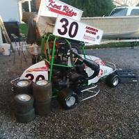 RACE READY 440cc MICRO SPRINT