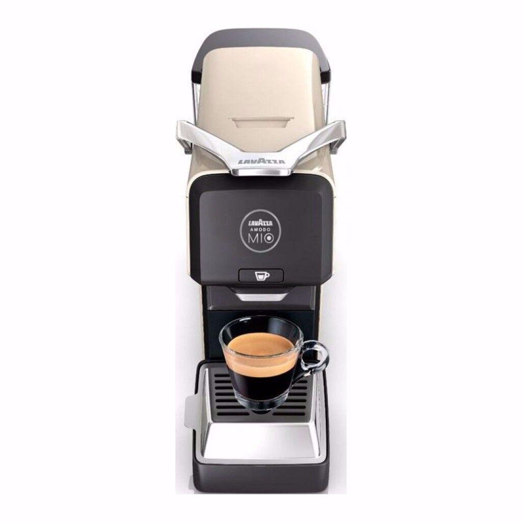Lavazza A Modo Mio Espria Coffee Pod Machine In