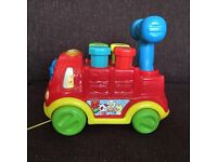 Vtech Push and Pull Hammer Truck