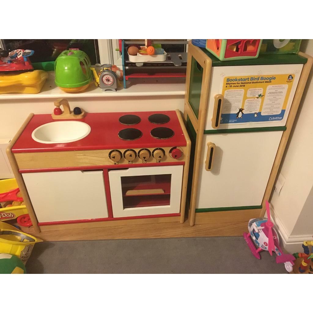 John Lewis Wooden Play Kitchen In Billericay Essex Gumtree