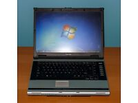 Toshiba Equium A110 laptop Windows 7