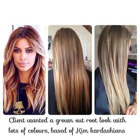 Mobile Micro Ring Hair Extensions Kent 17