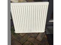 Radiator central heating 60 x60