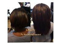 COVERING ALL LONDON.. Keratin Bonds, Micro Rings, La Weft, Hair Colour & Cuts, Supplier, Blow Drys,