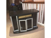 Black Alf TV Stand Cheap £5 , TV Table