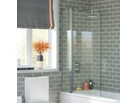Bath/shower screen