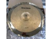 "Heartbeat 22"" Custom Light Ride Cymbal"