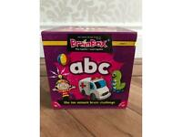 Brainbox ABC Children's Card Game - 4+ years