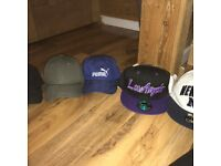 5x DESIGNER HATS EXCELLENT CONDITION!!! FREE P&P