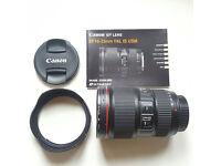Canon EF 16-35mm F/4 EF IS L USM Lens