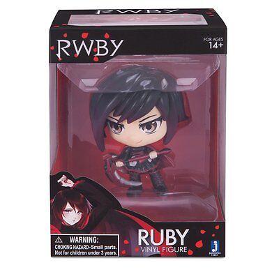 Rwby  Ruby Rose  3 75  Vinyl Figure   Jazwares Rooster Teeth