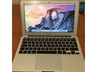 Apple MacBook Air 11-inch Laptop (128GB/1.7GHz Intel Core i5) GREAT CONDITION!