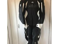 Brand New Arlen Ness One Piece Race Leathers