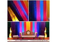 Wedding Stage, Mehndi Stage, Wedding Decoration, Event Catering, Chair Covers, Hall Decoration