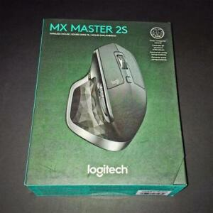 Logitech MX Master 2S Wireless Mouse USB/Bluetooth – New