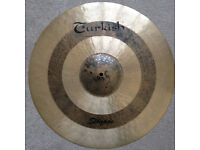 "21"" Ride cymbal ""Sehzade"" - Like new condition"
