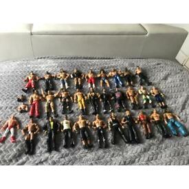 32 Wrestler bundle
