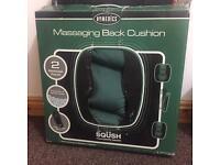 Massaging Back Cushion
