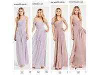 5 bridesmaid dresses
