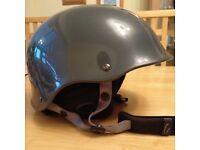 Giro Bad Lieutenant Ski Helmet (Grey)