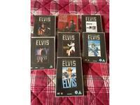 Elvis DVD's