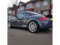 Audi TT for sale, 2006, immaculate, only £2750 as quick sale required, please call 07930 347 988