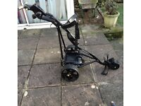Powakaddy Sport Electric Golf Trolley , comes with 18 hole battery and charger great conditions