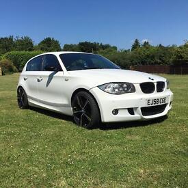 BMW 1-Series msport diesel