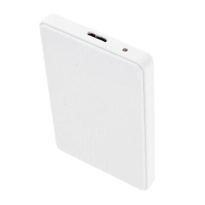 1TB - Plastic Ultra Thin USB 3.0 External Hard Drive Disk fo