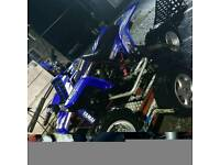 2 x banshee 1 x ktm quad not raptor ltr ltz can am