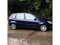 £30 road tax, Fiesta tdci 1.4 , 9 months mot, just serviced by ford dealer £411.00 just spent