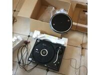 2xTechnics SL1210 M3D Mk 3 Turntables with Lids No Needles Unboxed. Pick up only.
